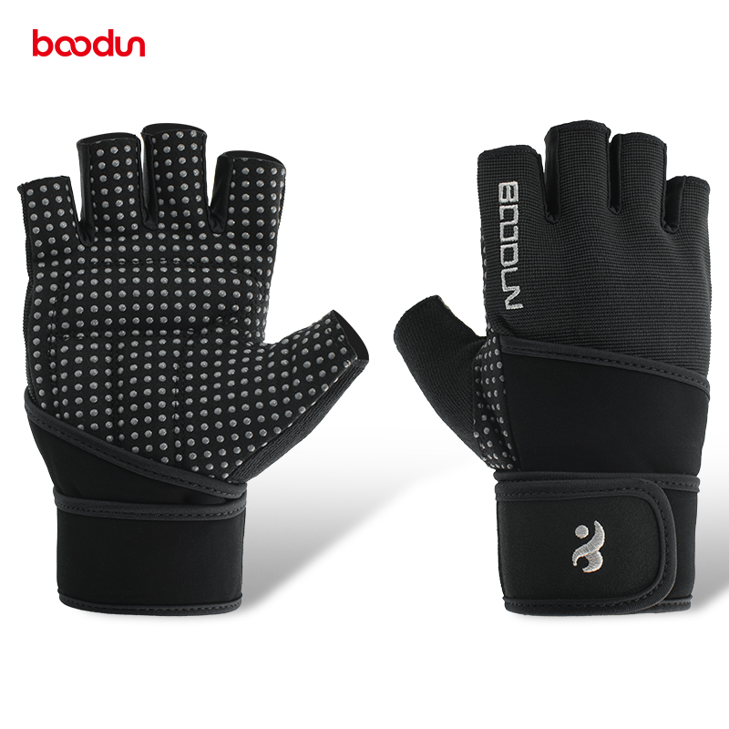OEM Custom Gym WeightLifting Gloves