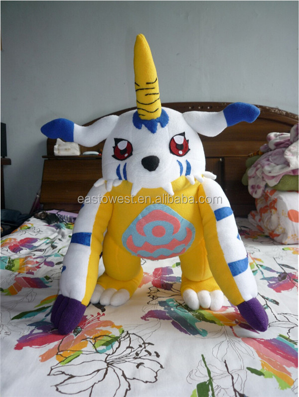 direct manufactuer digimon,custom plush toys