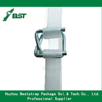 BST customized twisted plastic tie straps, Polyester Cord Strap