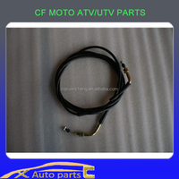 cfmoto parts,chinese utv parts throttle cable/accelerator cable for utv cfmoto z6 part NO.:9060-105020-1000