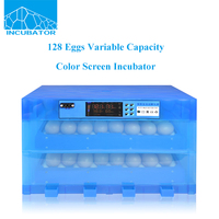 New Type Top Selling High Hatching Rate 100 Eggs Incubator