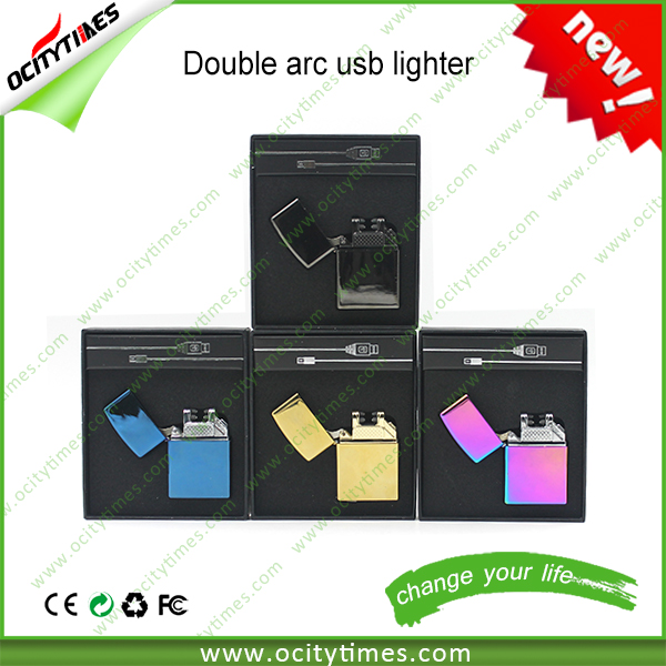 bulk items rechargeable electric arc lighter Top quality usb lighters smoking accessories luxury cigarette lighters