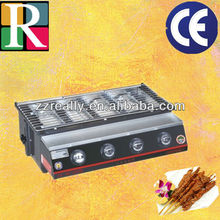the most pupular commercial small table top bbq gas grill
