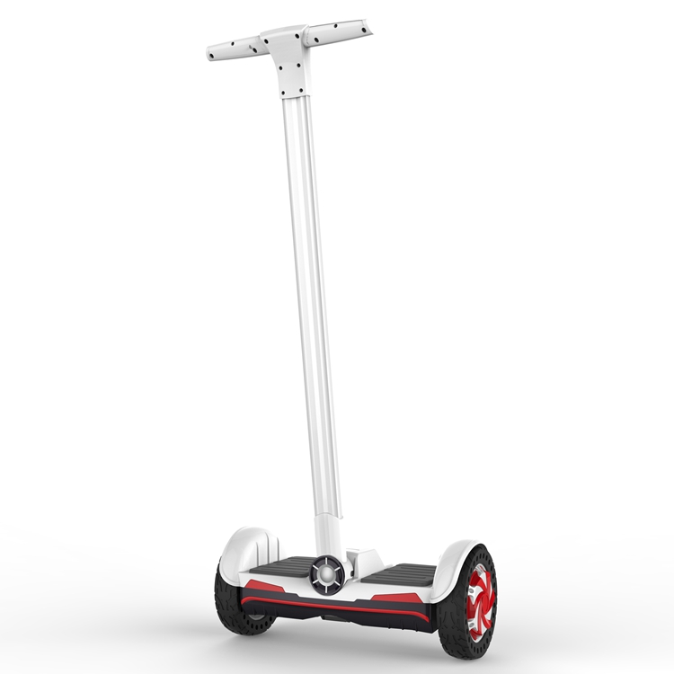 self-balance handle hover board 2 wheel electric standing scooter with handle popular electric skateboard