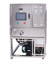 5000L/day PLC automatic control touch screen seawater desalination fresh water maker