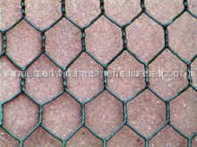 Galvanized hexagonal wire netting/rabbit fencing