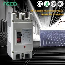 electrical substation for MCCB moulded case circuit breaker mccb electrical moulded case circuit breaker For Solar Energy