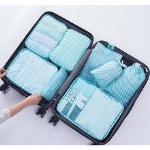 Waterproof Bra Clothes Shoe Organizer Travel Storage Bag 8 Travel Bag Set Luggage