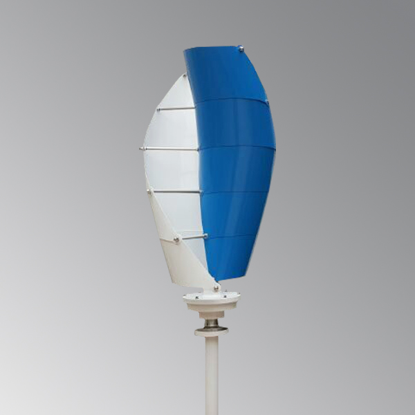 100w vertical wind turbine/ blades
