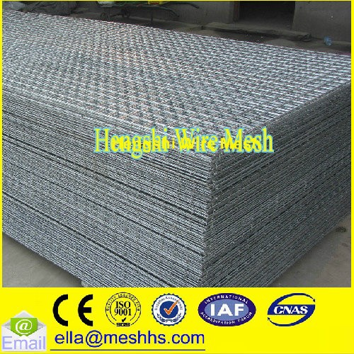 2x2 galvanized welded wire mesh for fence panle