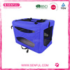 Portable Foldable Free Carry Case House Soft Crate Carrier Pet Cage Dog Kennel