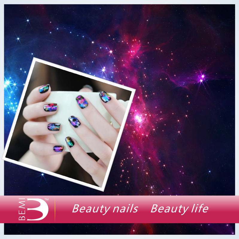 Nail Art Star Sticker for Nail Tips Decoration