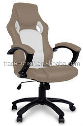 Commercial furniture fashion racer chair/ swivel racer chair/ office chair