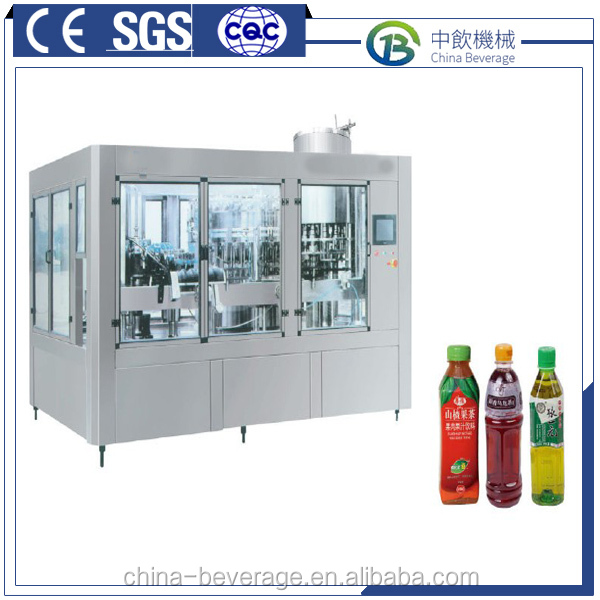 Best Turn-Key Solution automatic fruit juice filling machine
