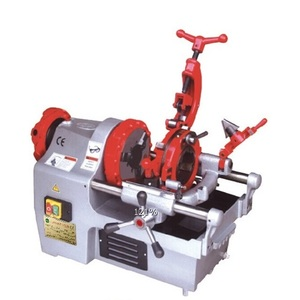 "2"" long life pipe threading machine"