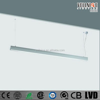 T5 tube officesuspended ceiling lighting / T5 ( T16 ) suspended luminaire office/T5 school light / fluorescent lamp P2B0008
