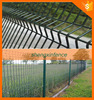 real factory PVC coating or PVC powder 4mm Wire Mesh Fenceartificial stone fence,Construction fencing panel gates
