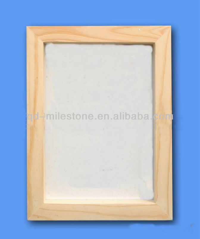 Delicate simple but artistic pine photo fun frames