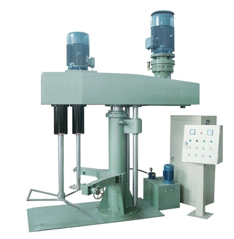 DL-0.5 bag filling machine for paint