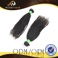 Good Quality 5A Gread Remy Virgin Hair Kinky Can Dye Top Selling brazilian curly bulk hair