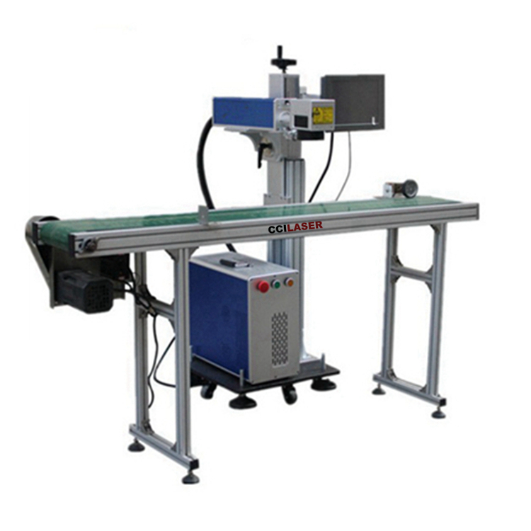 After-sales Service <strong>Provided</strong> Energy Saving 20w 30w jewelry flying laser fiber marking machine from China