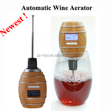 2017 New Tide High Quality Mini Travel Electronic Wine Aerator