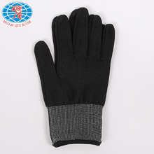 13G HPPE fiber knit cut resistant working glove importers