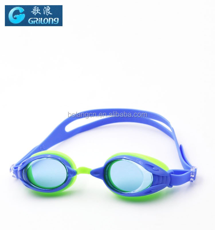 Safety Anti-Fog Kids Swimming Goggles With OEM Service