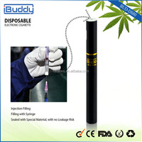 Buddy Group Original Disposable Vape Pen Bud-DS80 accept paypal e-cigarette kit