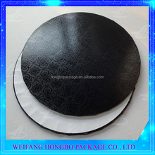 wood masonite cake boards circle