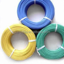 PVC multi colors electrical wires copper wire conductors