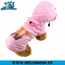 Low Cost Wholesale Pet Raincoats For Dogs