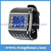 2013 Quadband Unlocked Q8 Dual Sim Watch Phone