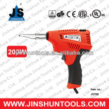 JS multi-funtional Soldering gun with temperature adjust function 200W JS700
