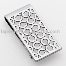 Zinc Alloy Money Clip