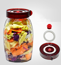 best selling hot products glass jar jam/glass jar honey for cookie/candy/pickle storage as fermentation tools