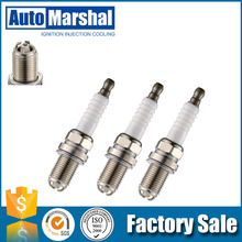 Improved anti fouling for K6RTQYA spark plug in motorcycle