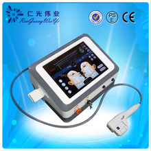 HIFU wrinkle removal ultrasound high frequency skin lifting machine