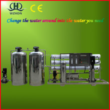 hollow fiber dyeing water treatment plant