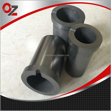 gold smelting crucible melting Copper graphite crucibles
