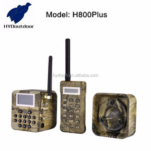 Electronic turkey attractor call smallest size numeric keypad mp3 bird caller for hunting from hyd h800plus
