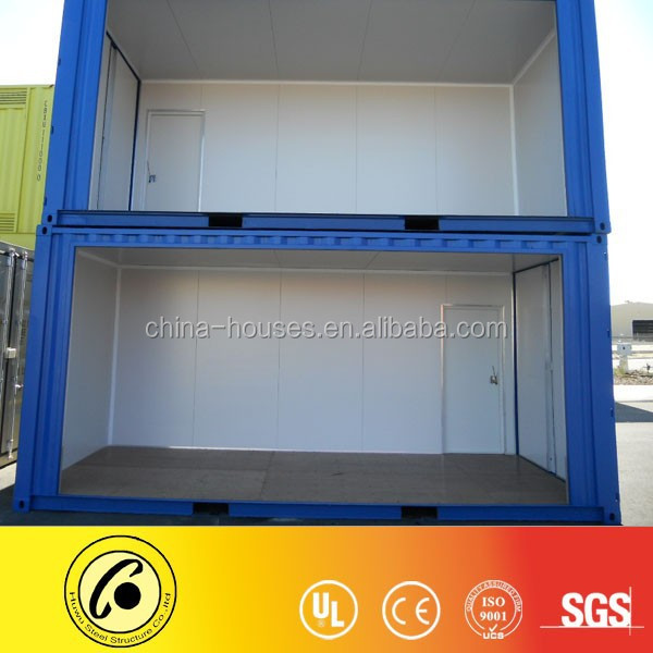 Added door, cutting 20ft GP DV HC modified container