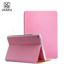 KAKU Newest Leather stand cover case for ipad mini case compatible flip case for ipad mini 1, 2, 3