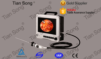 Medical surgical instruments devices portable Video endoscopy camera