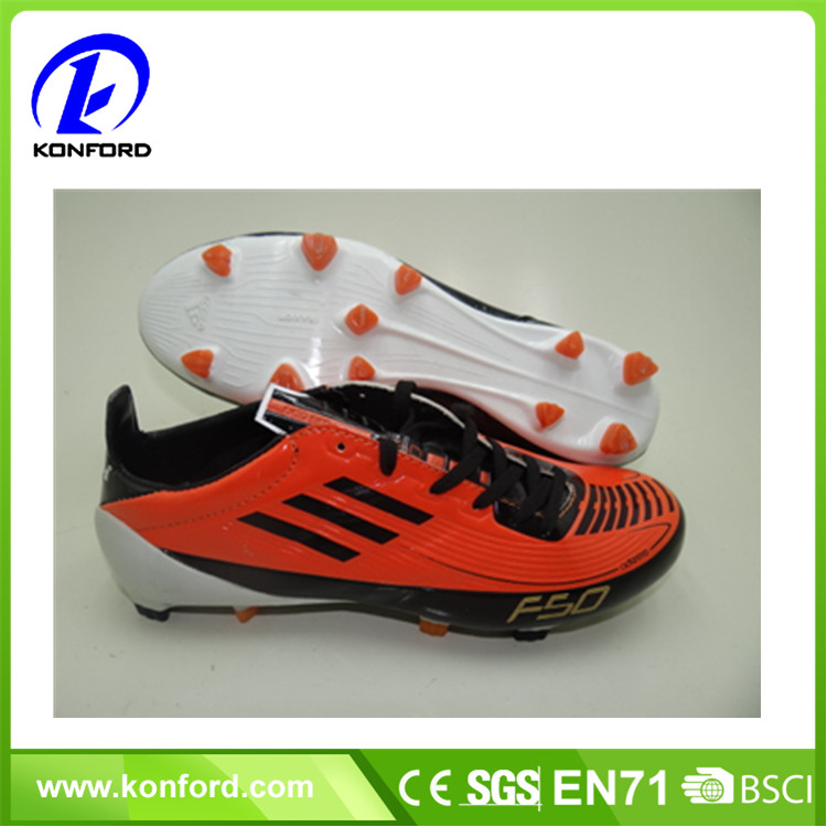 Space Men's Soccer Shoes Cleats Indoor Football Boots Sports Sneakers Boy