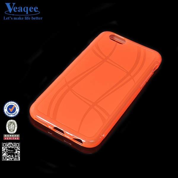 cellphone s line tpu cover for iphone 6 plus/iphone 5s