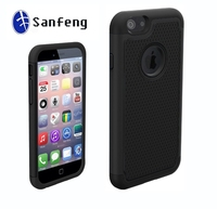 Heavy Duty Strong Silicone hard case cover for iphone 6 ,for iphone 6 cases and covers