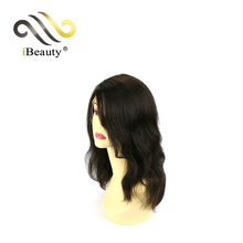 Samples Are Available Professional Top Silk 5X5 Braided Full Lace Front Wigs