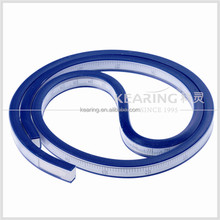 Kearing flexible folding curve 75cm & 30 inch length measuring tape #KF-75