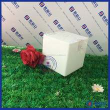 Yageli Good Quality white Acrylic Suggestion Box/Ballot Box /Lottery Box